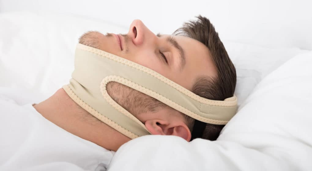 Choosing the Best Chin Strap for Snoring