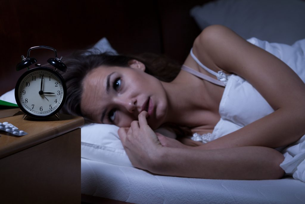 Sleep aids for chronic insomnia