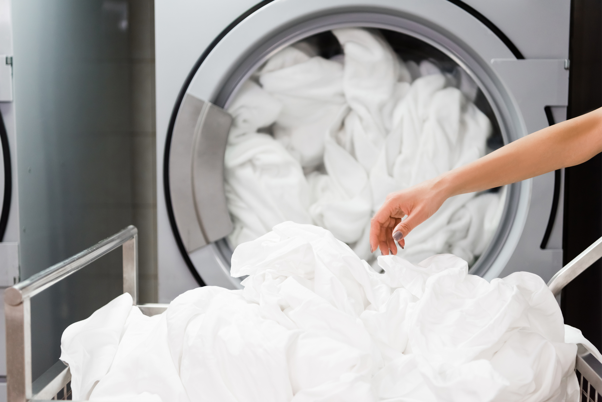 How to wash grounding sheets