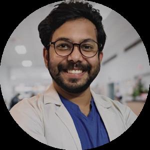 Dr. Akhil K Padmanabhan, MDS